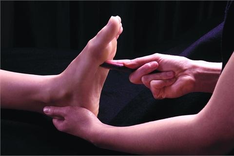 thai foot stick